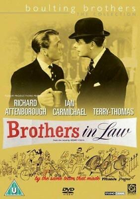 Brothers In Law (Boulting Brothers Collection) (DVD) Ian Carmichael • 10.99£