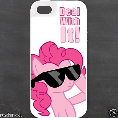 39a3a61f4672 My Little Pony Pink Apple IPhone 4S 5 5S 5C 6 6 Plus Galaxy S3 S4