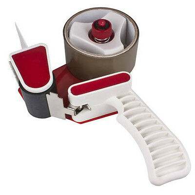 £4.95 • Buy NEW-HEAVY LOW NOISE DUTY PACKAGING TAPE DISPENSER GUN FOR TAPES UP TO 50mm (2 ).