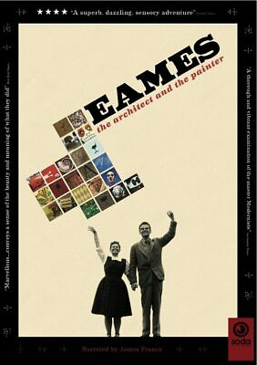 AU14.41 • Buy Eames: The Architect & The Painter (DVD) Charles Eames, Ray Eames, James Franco