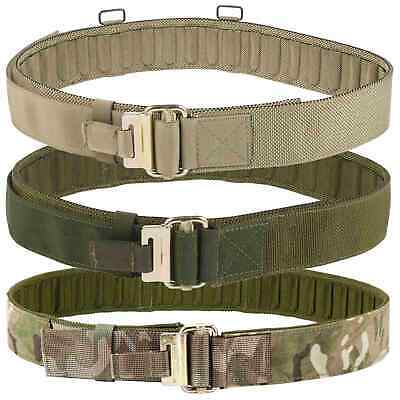 £20.95 • Buy British Army PLCE Webbing Military Roll Pin Belt - MTP Multicam Olive Green