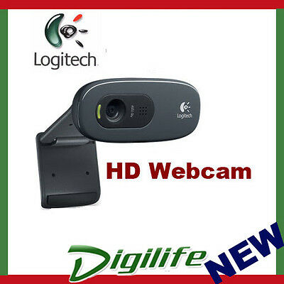 AU75 • Buy Logitech C270i 720P Webcam With Build-in Microphone