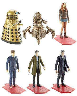 £9.99 • Buy Bbc Doctor Who 3.75  Figure - Choose Your  Character -  New Wave Dalek Amy Pond