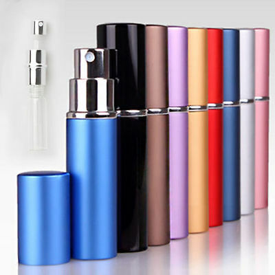 Refillable Perfume Atomiser Atomizer Aftershave Travel Spray Miniature Bottle  • 2.95£