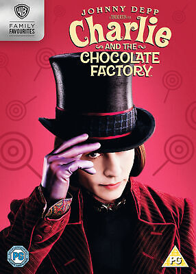 AU9.21 • Buy Charlie And The Chocolate Factory (DVD) Johnny Depp