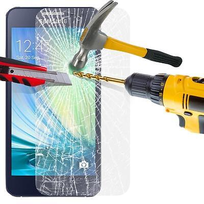 AU3.99 • Buy Tempered Glass Screen Protector Samsung Galaxy Core Prime J3 A5 J2 J5 J7 Pro J8