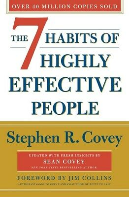 AU23.12 • Buy The 7 Habits Of Highly Effective People By Stephen R. Covey NEW