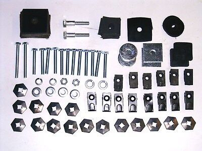 $173.38 • Buy 1957 1958  57 58  Ford Convertable  Body Mount Kit New