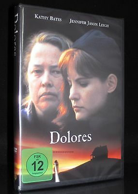 DVD DOLORES - STEPHEN KING Verfilmung - KATHY BATES + JENNIFER JASON LEIGH * NEU • 14.54£