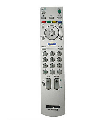 £6.25 • Buy Sony TV Remote Control RM-ED005 RM-ED-005 RMED005 Bravia LCD Controller