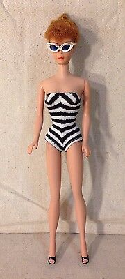 $ CDN297.73 • Buy Vintage 1961 #5 Ponytail Barbie With Original Outfit