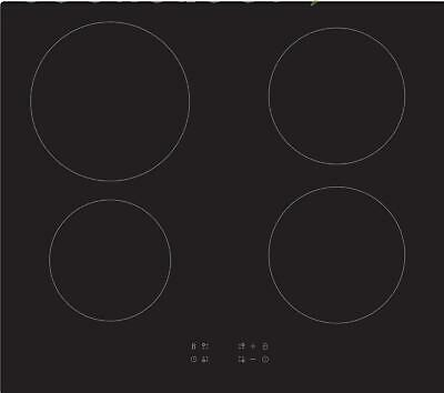 60cm Induction Hob Cookology CIT601, Black, Built-in, Electric, Touch Controls • 159.99£