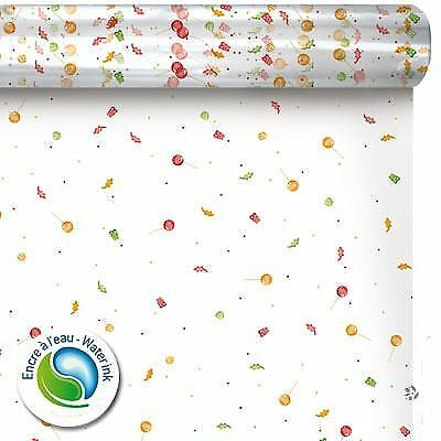 80cm X 20m Florist Cellophane Roll Sweets Gift Wrap (3568-20) • 7.20£