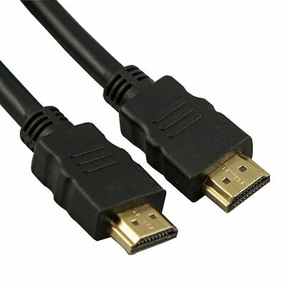$ CDN15.13 • Buy High Quality 25ft Hdmi Cable, Gold Tip Connectors, 25 Foot HDMI, USA Seller -NEW
