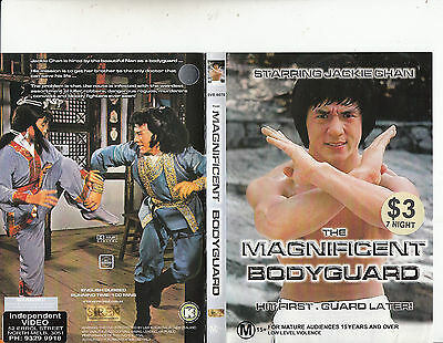 $ CDN46.54 • Buy The Magnificent Bodyguard-1978-Jackie Chan-Movie-DVD
