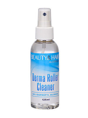 AU34.95 • Buy Derma Roller Micro Needle Cleaning Spray / 125ml - Hair & Scalp Product Cleaner