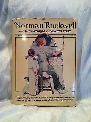 $ CDN95.37 • Buy Norman Rockwell And The Saturday Evening Post - The Middle  Years 1928-1943