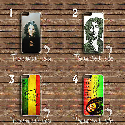 Bob Marley Jamaican Reggae Singer Phone Case Cover Iphone And Samsung Models • 4.75£