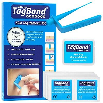 AU29.94 • Buy Micro TagBand Skin Tag Remover Kit