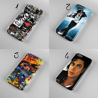 £19.99 • Buy Michael Jackson King Of Pop 3d Fully Wrapped Phone Case Cover For Various Models