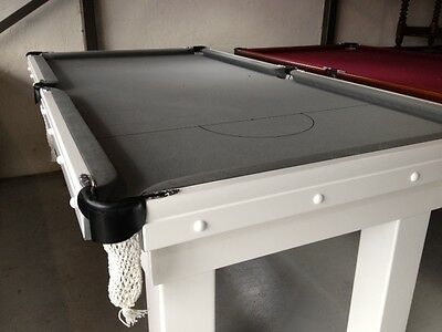 AU4000 • Buy QUALITY 7ft Brazilian Slate Pool Table Pub Size Table Ballina Gold Coast Grafton