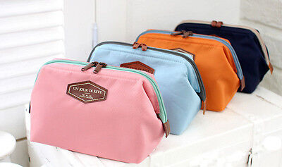 £3.29 • Buy Multifunction  Cosmetic Bag Travel Makeup Case Pouch Toiletry Zip Wash Organizer