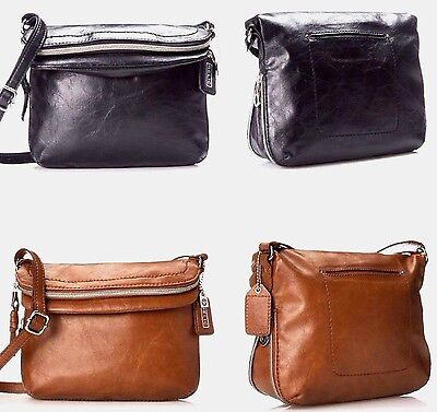 Relic By Fossil Women s Cross Body Messenger Bag Black e378e0e7c39ae
