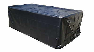 AU175 • Buy OUT DOOR Pool Table Cover To The Floor Heavy Duty Vinyl 7ft Coin Opp Pub