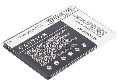 Premium Battery For HTC Desire Z, Freestyle, Mozart, PC10100, A3360, A6390, A338 • 10.82£