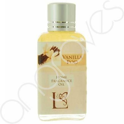 Home Fragrance Oil - Vanilla Pod (15ml) Oil Burner Room Scent Aromatherapy • 4.99£