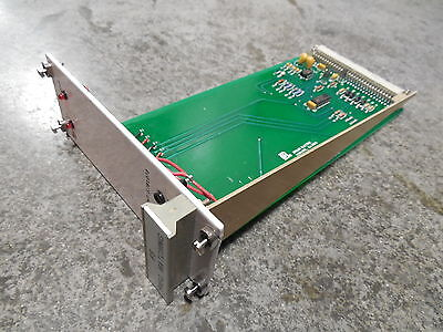 $200 • Buy USED Basler Electric 9146641100 Frequency Matching Card Rev. D