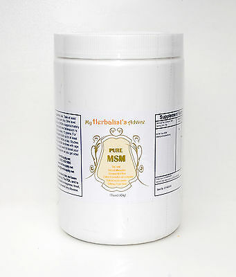 AU28.49 • Buy MSM Powder 1 Lb  Reduce Pain And Inflammation!