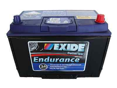 AU190 • Buy EXIDE ENDURANCE N70ZZLMF Battery Ford COURIER 4X2 4X4 - Diesel, Ranger 2.5 3.5L