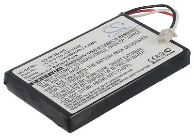 £13 • Buy NEW Battery For Apple IPOD 10GB M8976LL/A IPOD 15GB M9460LL/A IPOD 20GB M9244LL/