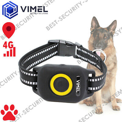 AU180 • Buy 4G GPS Dog Tracker Real Time Tracking Durable Waterproof Geo Fence