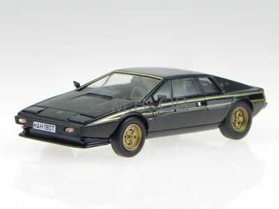 $ CDN70.37 • Buy Lotus Esprit S2 World Champion Edition Black-gold Modelcar 14201 Vanguards 1:43