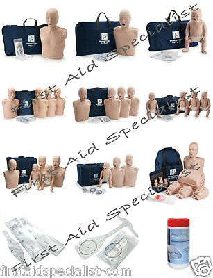 £33 • Buy Prestan Pro First Aid Training CPR Manikin With Rate And Depth Monitor FullRange