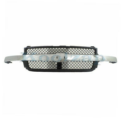 $202.95 • Buy 01-02 Silverado HD Pickup Truck Front Grill Grille Assembly GM1200523 15088290