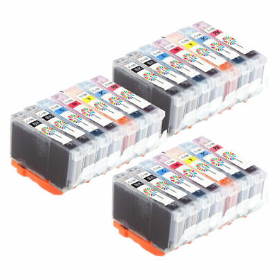 £14.58 • Buy 21 Ink Cartridges For Canon Pixma IP6600D MP950 MP970 Pro 9000