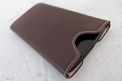 AU43.80 • Buy HTC One Mini 2 Leather Phone Case Brown Case Bumper Cover Case Wish Engravings