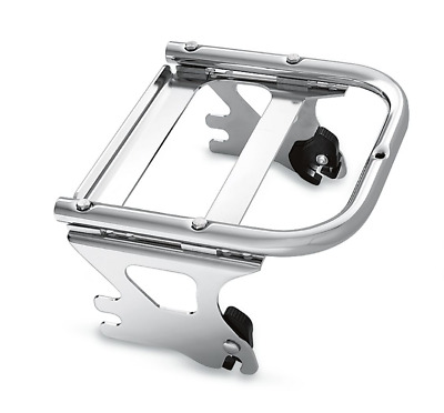 $43.68 • Buy Detachable 2-up Tour Pak Mounting Luggage Rack For Harley Road King Glide 97-08