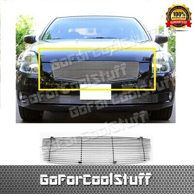 $45.66 • Buy For Nissan Maxima 04 05 06 Upper Billet Grille Grill Insert REQUIRES TO CUT OUT