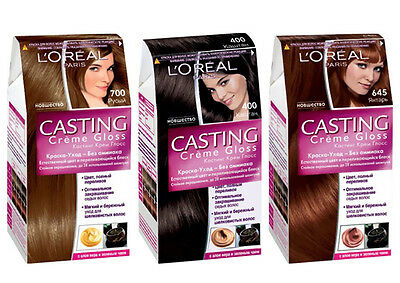 L'Oreal Paris Casting Creme Gloss * Hair Color * Choice  • 7.78£