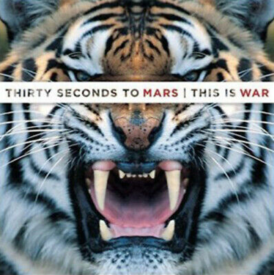 £4.11 • Buy 30 Seconds To Mars : This Is War CD (2009)