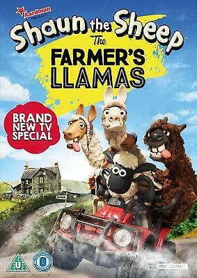 Shaun The Sheep - The Farmer'S Llama (DVD) • 3.99£