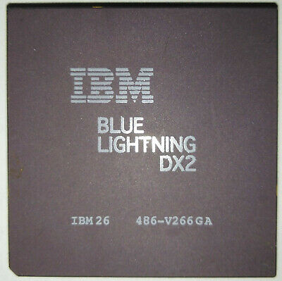 AU33.10 • Buy IBM DX2/66 CPU (DX266,DX2-66) NEW Unused 'PULL' (Also TI Version Available)