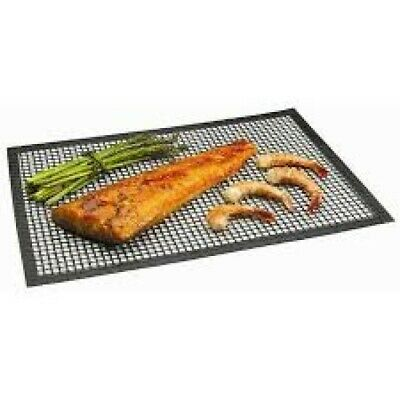 AU12 • Buy Bbq Grill Mat Non Stick Home Caravan Camping Cooking Accessories Kitchen