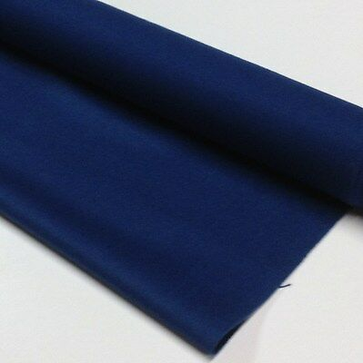 AU349.95 • Buy ENGLISH Hainsworth Pool Snooker Billiard Table Cloth Felt Kit 7ft SLATE BLUE