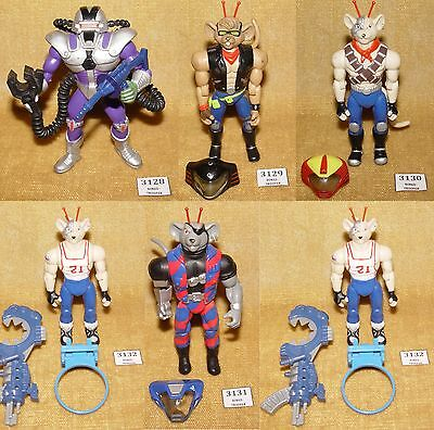£8.99 • Buy **CHOOSE YOUR OWN BIKER MICE FROM MARS ACTION FIGURE** BMFM GALOOB 1990s TMNT