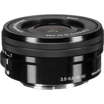 $ CDN271.04 • Buy Sony E PZ 16-50mm F/3.5-5.6 OSS Lens For A6000 A6300 A6500